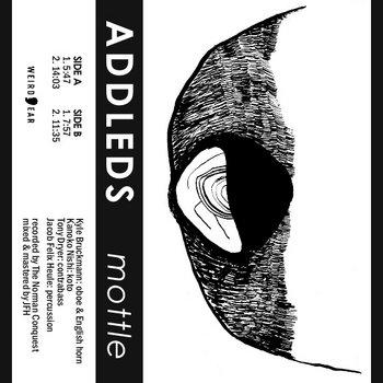 mottle cover art