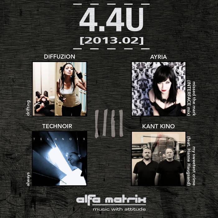 4.4U [2013.02] cover art
