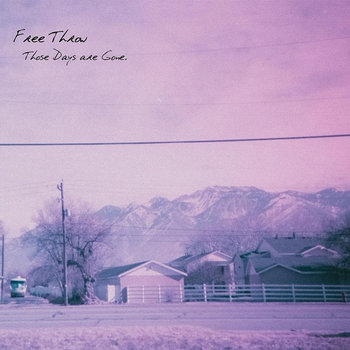 Those Days Are Gone cover art