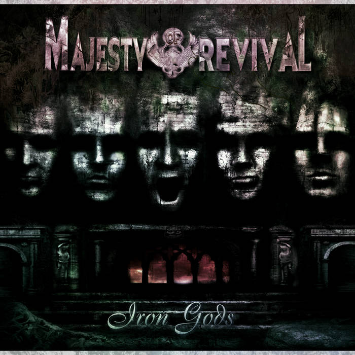 Iron Gods (Remastered) cover art