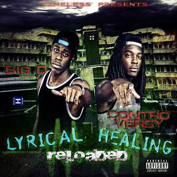 Lyrical Healing Reloaded (Preview) cover art