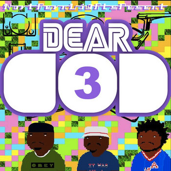 Dear God 3 cover art