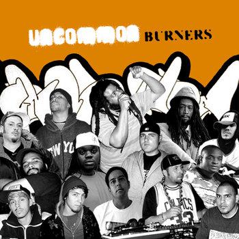 Uncommon Burners cover art
