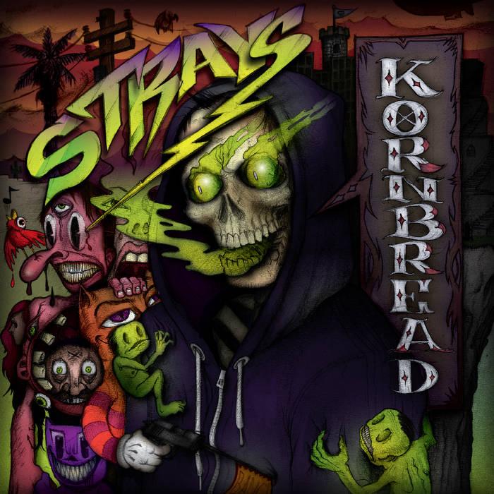 Strays cover art