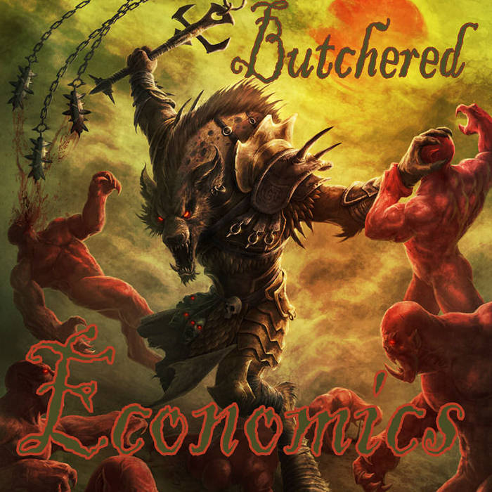Butchered Economics cover art