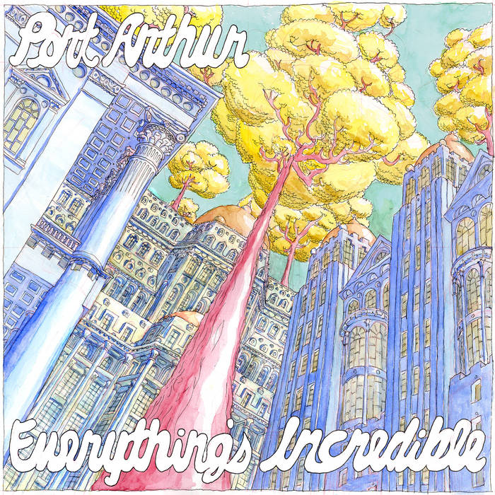 Everything's Incredible cover art