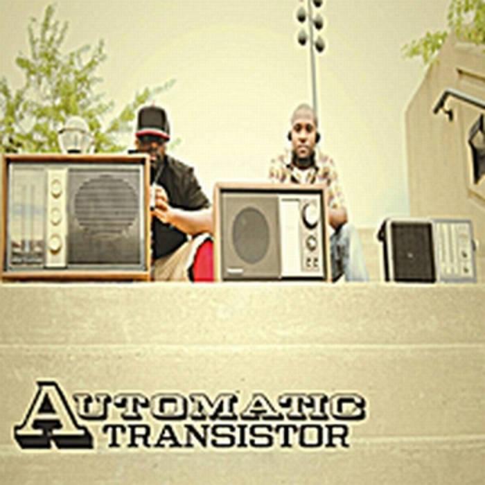Transistor (Album) cover art