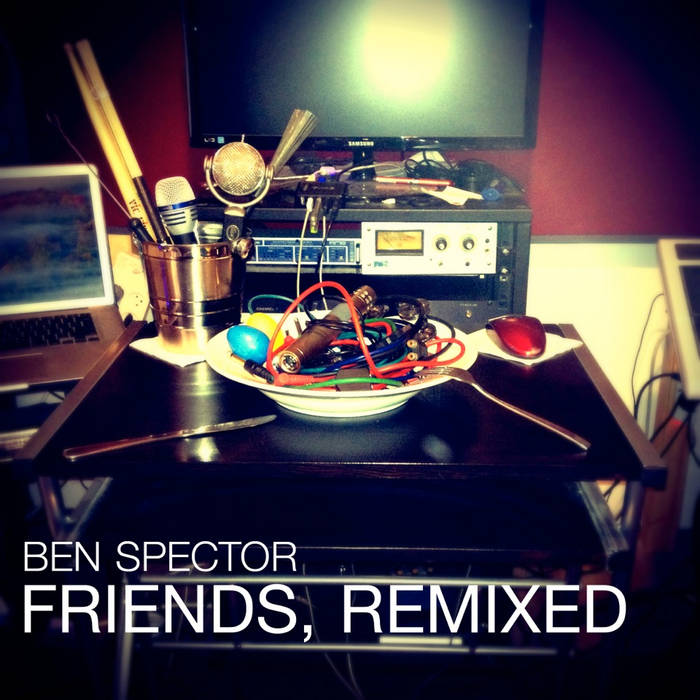 Friends, Remixed cover art
