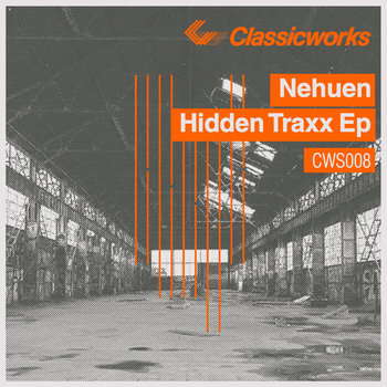 Nehuen - Hidden Traxx EP cover art
