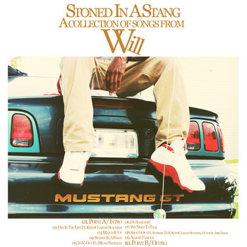 Stoned In A Stang cover art