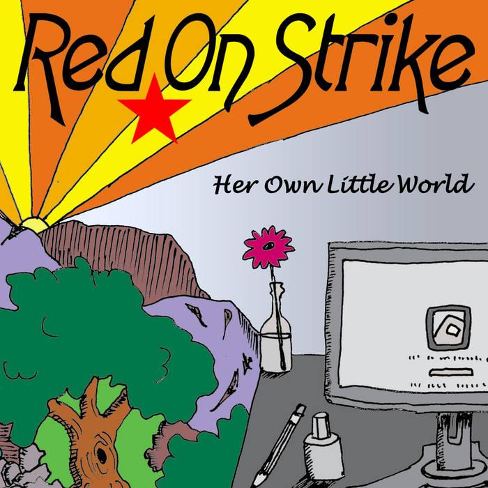 Her Own Little World cover art