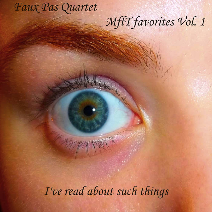MflT Favorites Vol. 1       I've read about such things. cover art