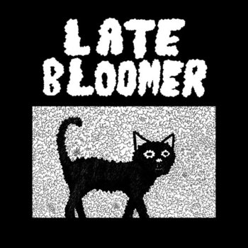 "Late Bloomer- S/T 12"" LP cover art"