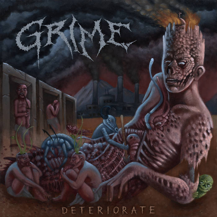Deteriorate cover art