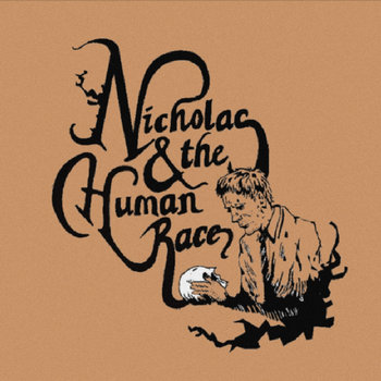 Nicholas & The Human Race cover art