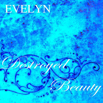 Destroyed Beauty (single) cover art