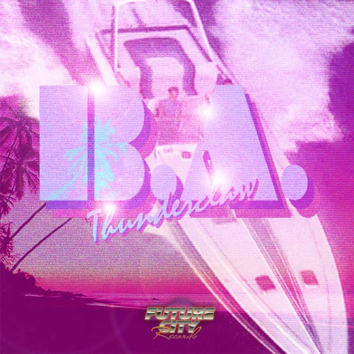 Thunderclaw-B.A e.p cover art