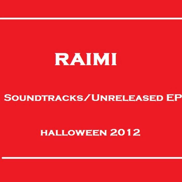 Soundtracks/Unreleased EP cover art