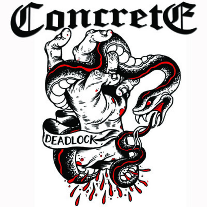 "Concrete ""Deadlock cover art"