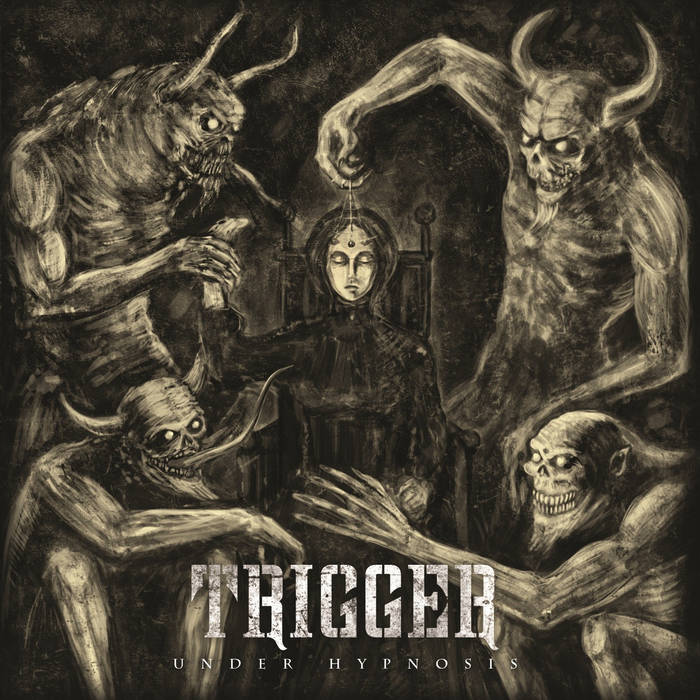 TRIGGER - Under Hypnosis (Promo Song) cover art