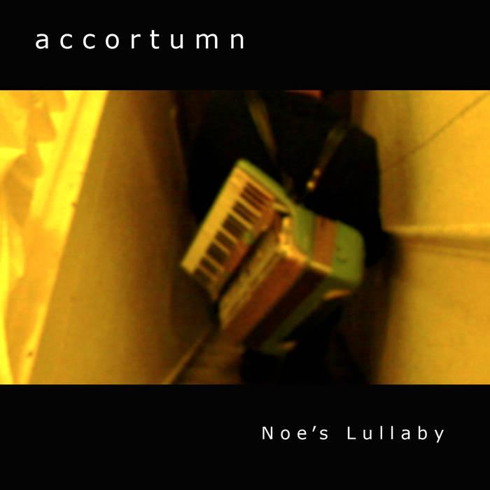 Noe's Lullaby cover art
