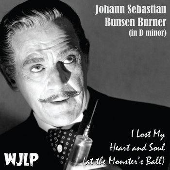 Johann Sebastian Bunsen Burner (in D minor) cover art