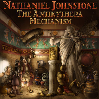 The Antikythera Mechanism cover art