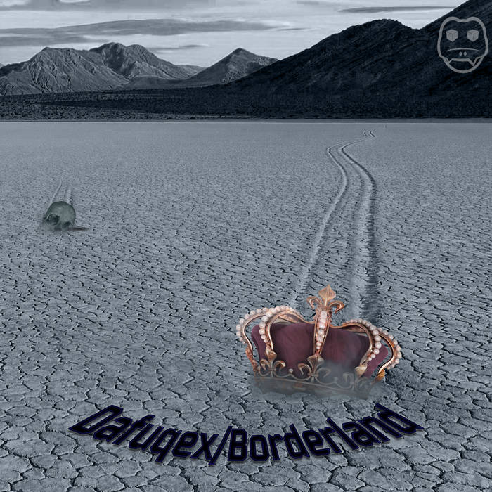 Borderland EP cover art