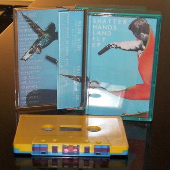 Land Fly EP [Cassette Tape] cover art