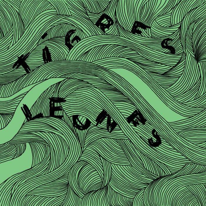 Tigres Leones EP cover art
