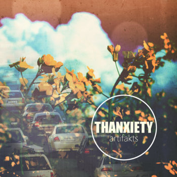 Thanxiety cover art
