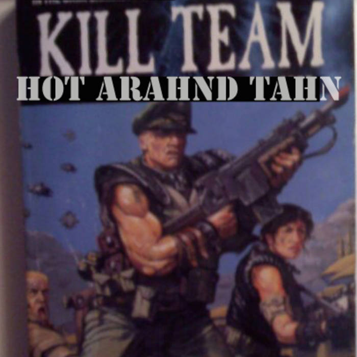 Hot Arahnd Tahn cover art