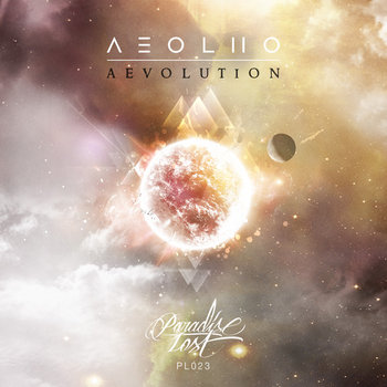 Aevolution EP cover art