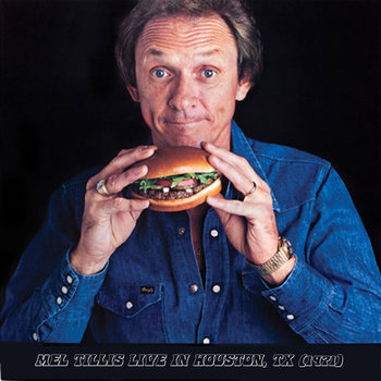 Mel Tillis - Live at Sam Houston Coliseum (1971) cover art