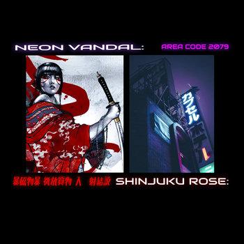 SHINJUKU ROSE cover art