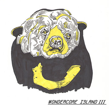 Wondercore Island Mixtape #3 cover art