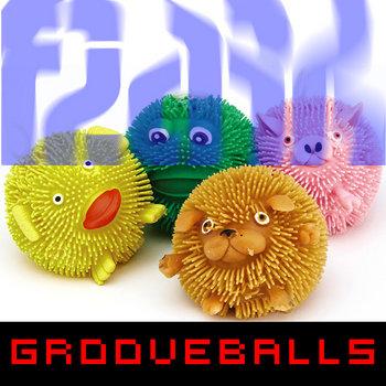 Grooveballs cover art