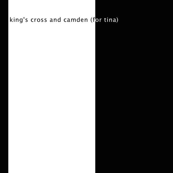 camden and king's cross (for tina) cover art