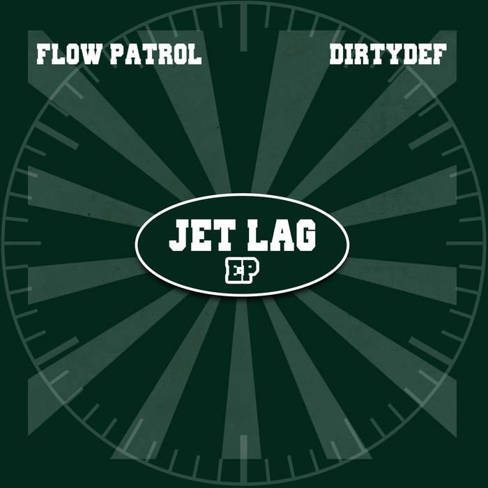 Jet Lag EP cover art