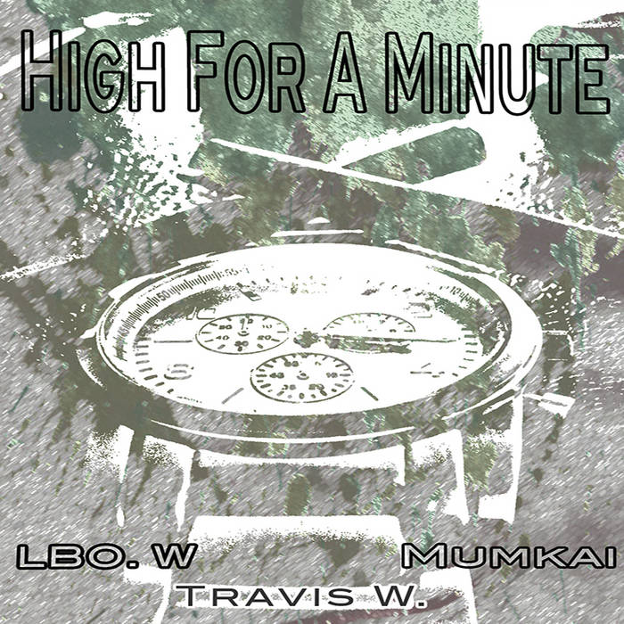 High For A Minute cover art