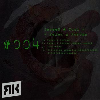 Fejek A Porban EP cover art