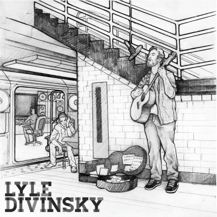 Lyle Divinsky cover art