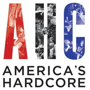 America's Hardcore Compilation cover art