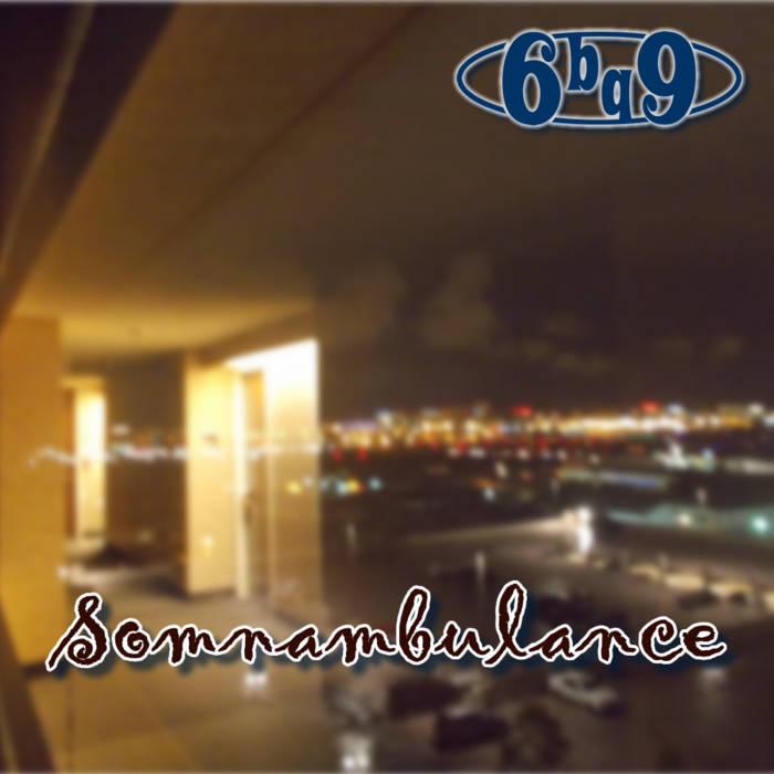 Somnambulance cover art