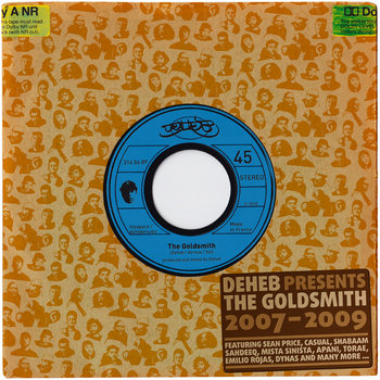 THE GOLDSMITH 2007-2009 cover art