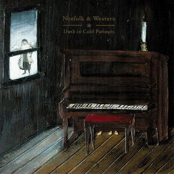 Dusk In Cold Parlours cover art
