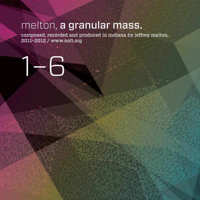 a granular mass cover art