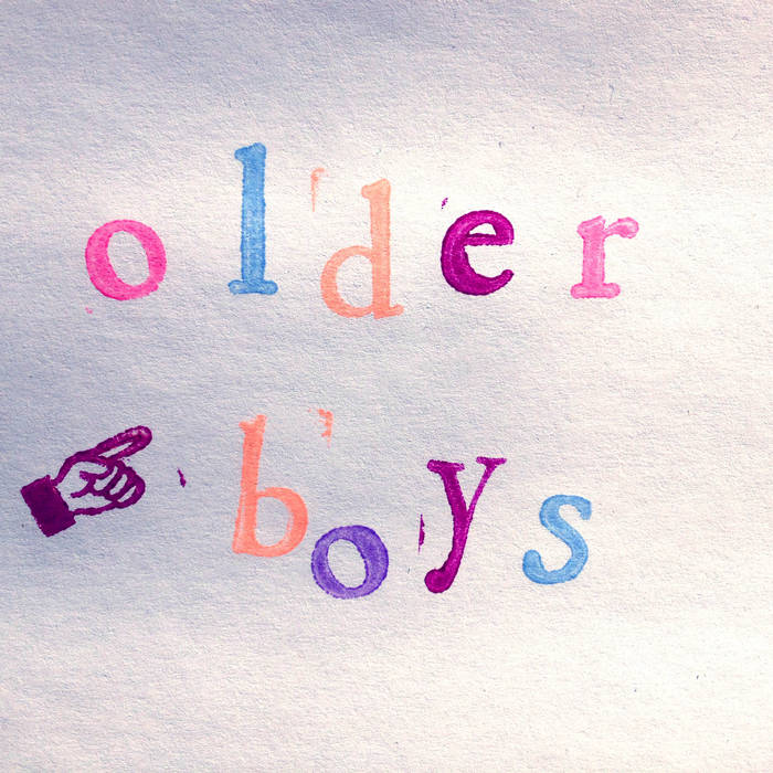 Older Boys - The Single cover art