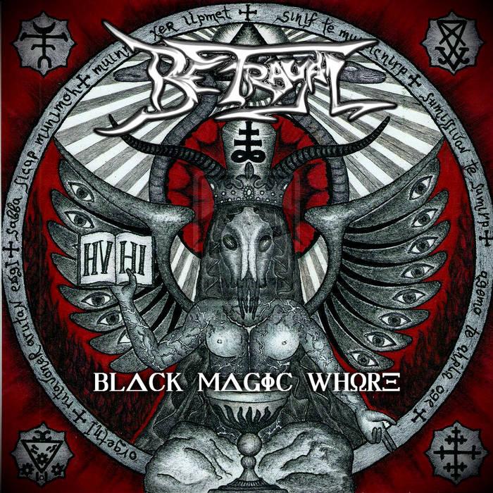 Black Magic Whore cover art
