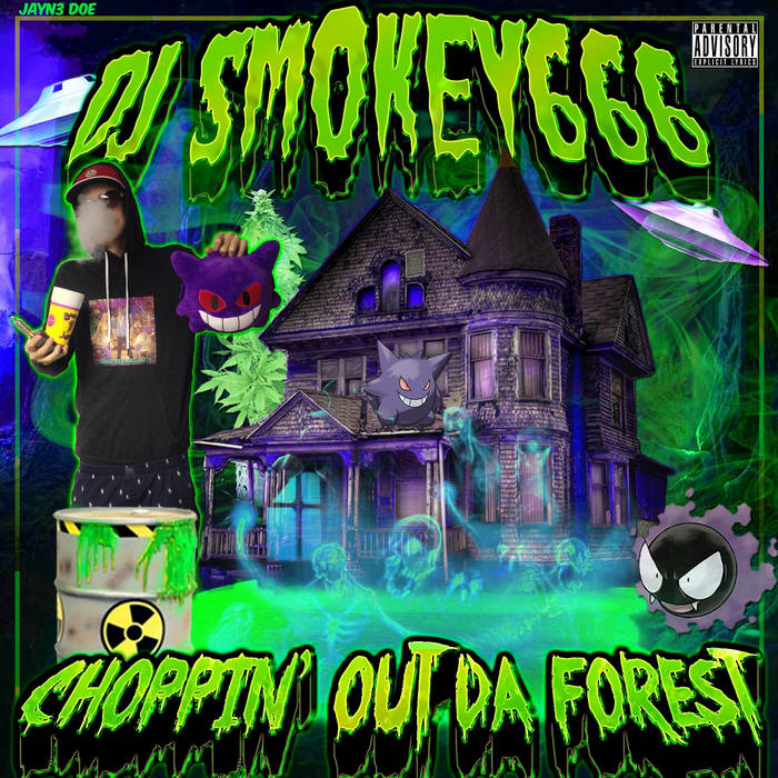 Choppin Out Da Forest cover art